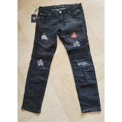 Jeans slim Cross Hatch  pas cher