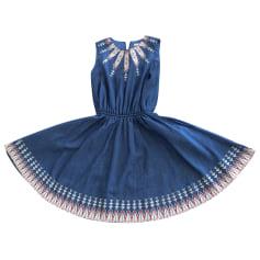 Denim Dress Manoush