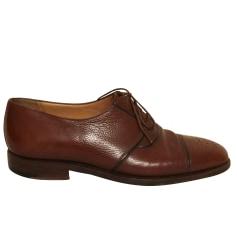 Chaussures à lacets A. Testoni  pas cher