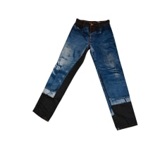 Straight-Cut Jeans  Jean Paul Gaultier