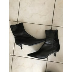 High Heel Ankle Boots Parallèle