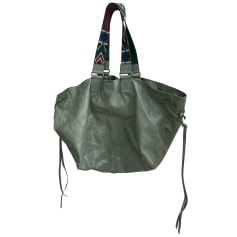 Borsa a tracolla in pelle Isabel Marant