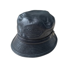 Cappello di tela Coach