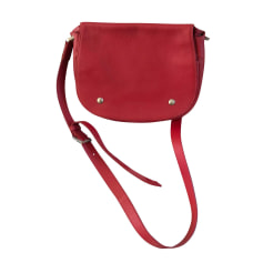 Leather Handbag Longchamp