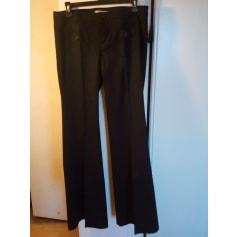 Pantalon évasé Etam  pas cher