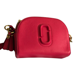 Borsa a tracolla in pelle Marc Jacobs Snapshot
