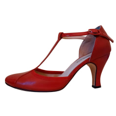 Riemchenpumps Repetto