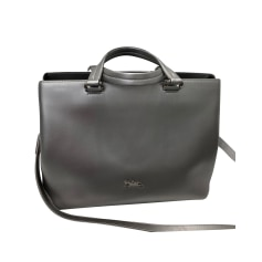 Leather Shoulder Bag Longchamp