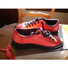 Lace Up Shoes Camper