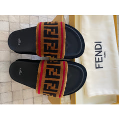 Slippers Fendi