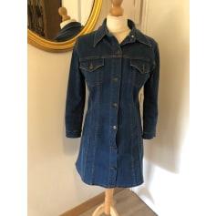 Robe en jeans Zara  pas cher