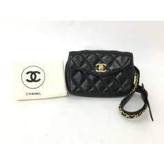 Leather Clutch Chanel