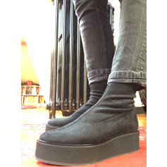 Bottines & low boots à compensés Jonak  pas cher