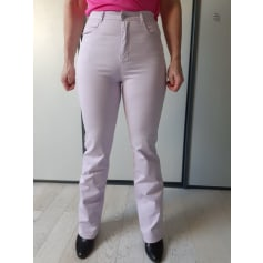Pantalon droit wamquima  pas cher