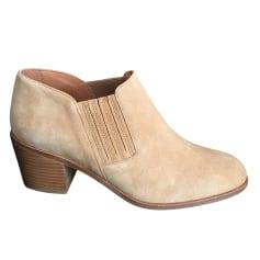 Bottines & low boots à talons Sessun  pas cher