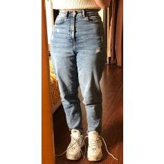 Jeans large, boyfriend H&M  pas cher