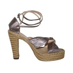 Sandales à talons Jean Paul Gaultier  pas cher