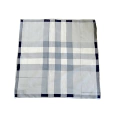Silk Scarf Burberry