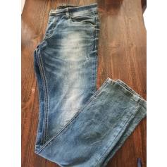 Jeans slim Black Label Gov Denim  pas cher