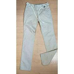 Straight Leg Pants Eleven Paris