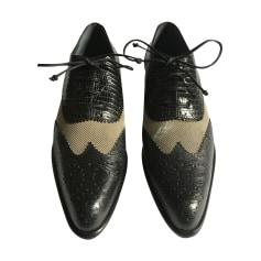Chaussures à lacets  Gianfranco Ferre  pas cher