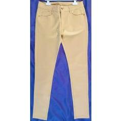 Pantalon droit LD STYLE  pas cher