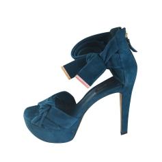 Heeled Sandals Louis Vuitton