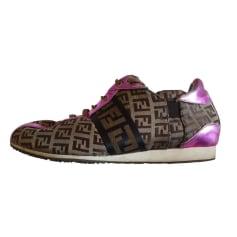 Chaussures de sport Fendi  pas cher