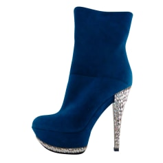 Wedge Ankle Boots Casadei