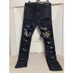 Jeans slim Saint Laurent  pas cher