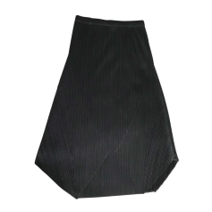 Jupe mi-longue Pleats Please by Issey Miyake  pas cher