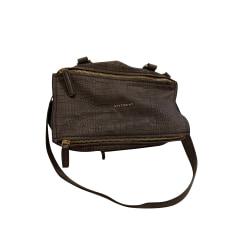 Leather Shoulder Bag Givenchy Pandora