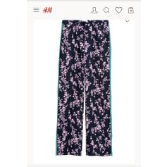 Pantalon évasé H&M  pas cher