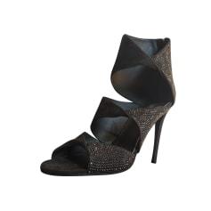 Sandali con tacchi Louis Vuitton