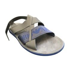 Sandales Emporio Armani  pas cher