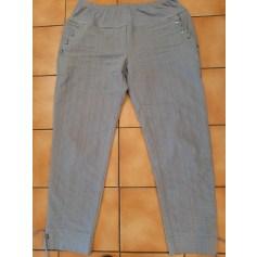 Pantalon droit Renatto Bene  pas cher