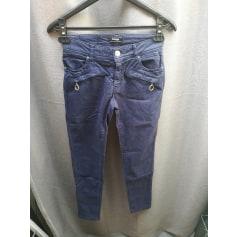 Jeans slim Sinéquanone  pas cher
