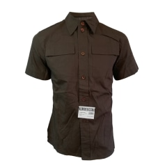 Short-sleeved Shirt Dirk Bikkembergs