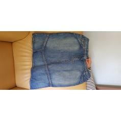 Jupe en jean Esprit jeans  pas cher