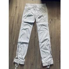 Pantalon large Le Temps des Cerises  pas cher