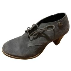 Bottines & low boots à talons Le Temps des Cerises  pas cher