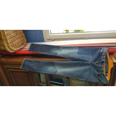 Jeans slim FRIDAY CKS  pas cher