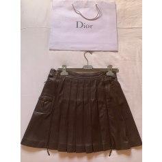 Jupe courte Dior  pas cher
