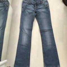 Jeans évasé, boot-cut Sandro  pas cher