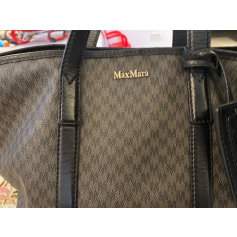 Lederhandtasche Max Mara