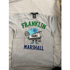 Tee-shirt Franklin & Marshall  pas cher