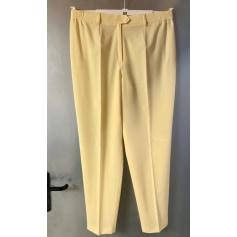 Pantalon droit Lucia  pas cher