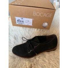 Lace Up Shoes Bocage