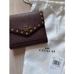Porte-monnaie Coach  pas cher