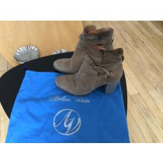 Santiags, bottines, low boots cowboy Atelier Voisin  pas cher